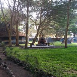 Kiboko Bushcamp-tented lodge