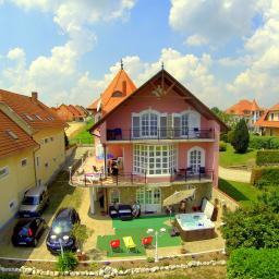Manor  Villa Heviz  Hungary
