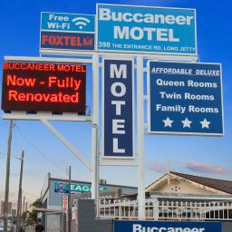BUCCANEER MOTEL - Truly Pet Friendly